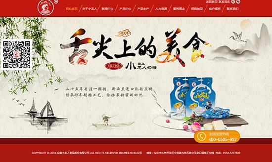 安诚教育-安庆小龙人食品有限公司